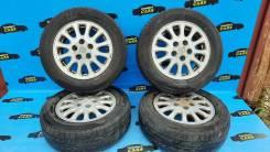 Комплект колес (R15) Toyota Chaser GX100 1G-FE, 80