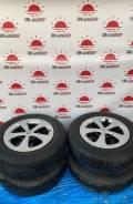 Комплект колес: Bridgestone Ecopia 195/65R15 + литье Toyota + колпаки