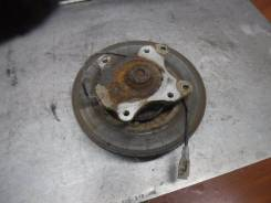 Тормозной диск Peugeot 307 2007 [1619237980], левый задний 1619237980