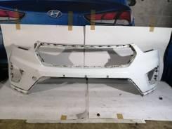 Hyundai Creta 2016-2021 бампер передний