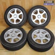 Продам резину 175/65R14 на литье Yokohama Tire Ice