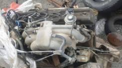 Двигатель в сборе 1FZ-FE на Land Cruiser 80