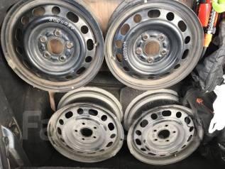 """Mazda. 6.0x15"""", 5x114.30, ET50, ЦО 67,1мм."""