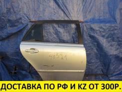 Дверь Toyota Avensis AZT250 Правая Задняя T48521
