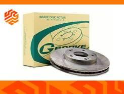 Диск тормозной вентилируемый G-Brake GR02871 передний GR02871