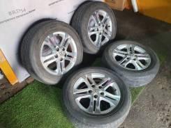 Комплект колес Toyota Estima MCR40 R16 Yokohama 215/60/16