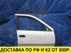 Дверь Toyota Mark II Wagon Qualis MCV25 Правая Передняя T52021