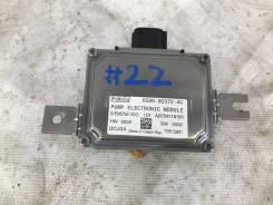 Блок управления топливным насосом LAND Rover Freelander L359 2007 6G9N-9D372