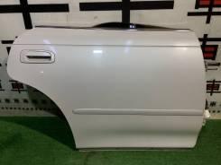 Дверь задняя правая Toyota Mark2 90 цвет 046 #11178