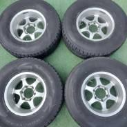 Комплект зимних колёс для джипов