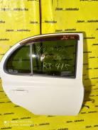 Дверь Nissan March 2010 AK12, задняя правая (QX1)