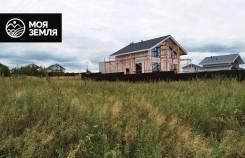 """Земельный участок возле ЖК """"Моя Земля"""" рядом с морем. 563кв.м., собственность, электричество"""
