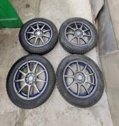 Комплект диски+резина 5х112 цо 57.1 alcasta M29