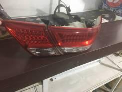 Продам комплект новых задних светодиодных фар Тойота Камри 40