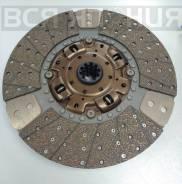 Диск сцепления HINO Profia F17C, V25C, F20C, K13C, K13D, P11C, F21C, P09C, EF750, F17D, EF550, V22C 312506250, 31250E0600, 1312407220, 1312407221, 312...
