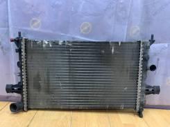 Радиатор ДВС Opel Zafira B Минивэн Z16XEP