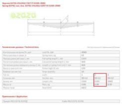 ЧМЗ 837812912102 83781-2912102_лист рессоры подкоренной задн. 2 90х12 L1165 МАЗ (Сегодня при заказе до 13.00)