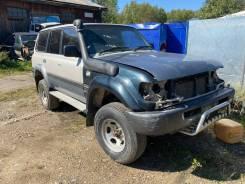 Toyota Land Cruiser. HDJ81