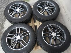 Зимние колеса: шины (шипы) 185/65R15 Gislaved на литье 4x100.