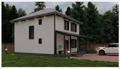 Продается строящийся энергоэффективный дом. р-н Надеждинский район, площадь дома 140,0кв.м., площадь участка 750кв.м., централизованный водопровод...