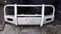 Бампер передний силовой алюминиевый Pajero Mini Япония
