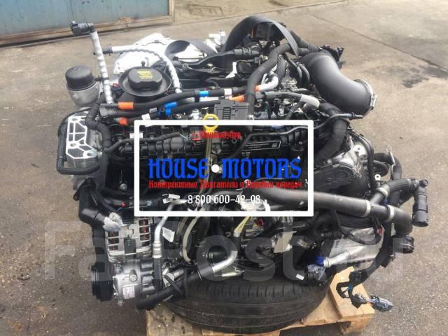 Контрактный Двигатель Land Rover, проверенный на ЕвроСтенде в Москве
