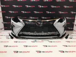 Бампер передний Toyota Camry 50/55 11-17г Lexus Style Под покраску