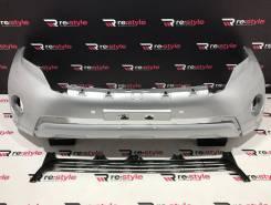 Бампер передний Toyota Land Cruiser Prado 150 2м 13-17г Серебро