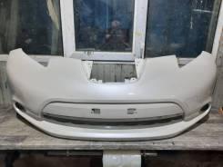 Передний бампер на Nissan Leaf ZE0, AZE0