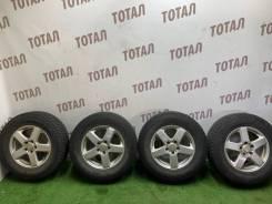 Комплект зимних колес R16 225 70 Bridgestone Blizzak DM-Z3 5x114. 3