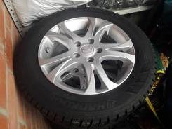 Колёса на литых дисках Mazda 6