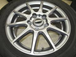 Комплект колёс Waren шина Dunlop DSX-2 195/65R15