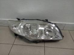 Фара правая Toyota Corolla 2006-2010г. в OEM: 18145-12A60