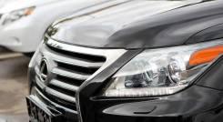 Фары Lexus LX570 12-15г LED