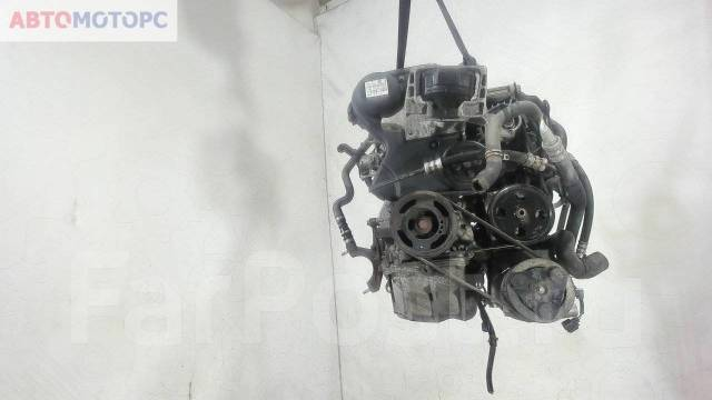 Двигатель Ford Focus 2 2005-2008, 1.6 л, бензин (HWDA, HWDB)