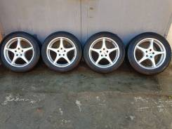 Колёса SSR Integral A2 R-16 5x100 205/55 Dunlop