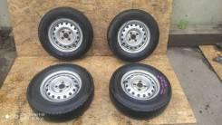 """Шины зимние грузовые Bridgestone на дисках 165/13 LT. x13"""" 4x100.00"""