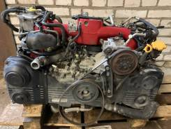 Ej207 двигатель subaru impreza wrx sti gdb