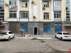 • ТОРГовое помещение на 1-ом этаже — Отдельный вход, высокий потолок •. 134,0кв.м., проспект Народный 45, р-н Некрасовская