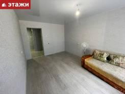 1-комнатная, улица Адмирала Горшкова 55. Снеговая падь, агентство, 37,9кв.м. Интерьер