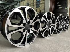 "Khomen Wheels. 6.5x17"", 5x114.30, ET50, ЦО 67,1мм."