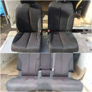 Сиденье комплект Nissan Tiida C11 2010 хэтчбек