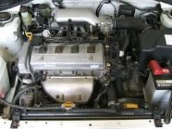 Двигатель Toyota Corona Premio 2001 [190001A500] AT211 7A-FE Caldina C