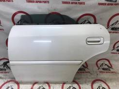 Дверь Левая Задняя (Цв-051) Б/П по РФ Toyota Chaser GX100, JZX100