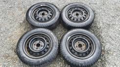 Продам комплект колес 175/65/14 на дисках 4*100