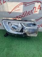 Renault Logan 2 фара Новая LED Sandero 2, аналог 260101079R 2018-2021