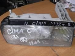 Фара правая Nissan Cima Y31 1992 г. в.