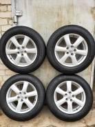 Колеса R17 летние шины