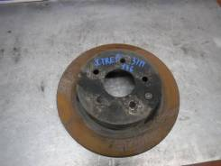 Тормозной диск Nissan X-Trail 2008 [432068H701] T31 MR20, задний правый 432068H701