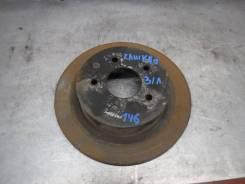 Тормозной диск Nissan X-Trail 2008 [432068H701] T31 MR20, задний левый 432068H701